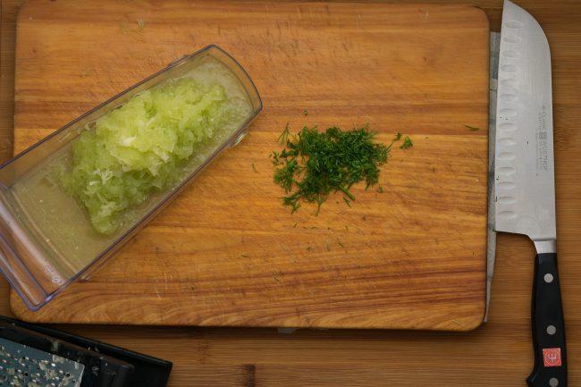 Tzatziki Sauce Recipe - SunCakeMom