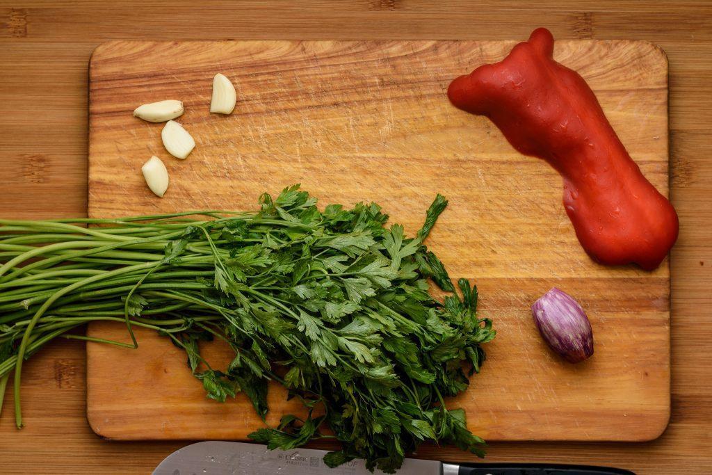Chimichurri Sauce Recipe - SunCakeMom