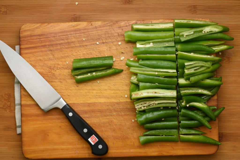 Ferment hot pepper - SunCakeMom