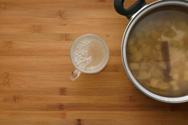 Apple cinnamon tea recipe - SunCakeMom
