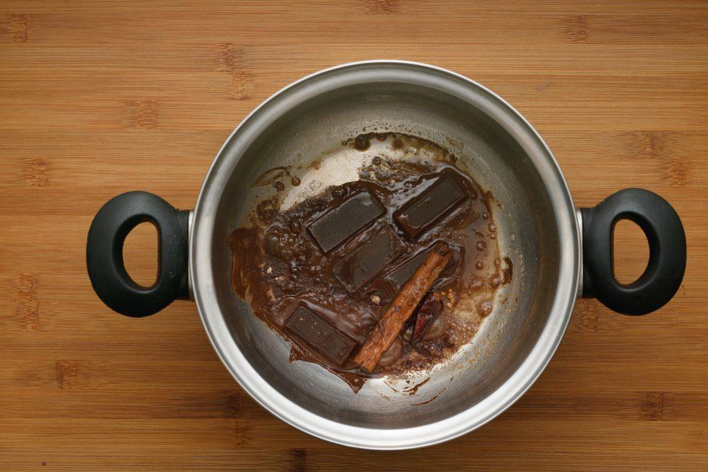 Hot chocolate recipe - SunCakeMom