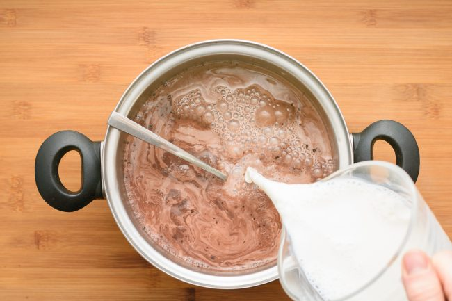 Hot cocoa recipe - SunCakeMom