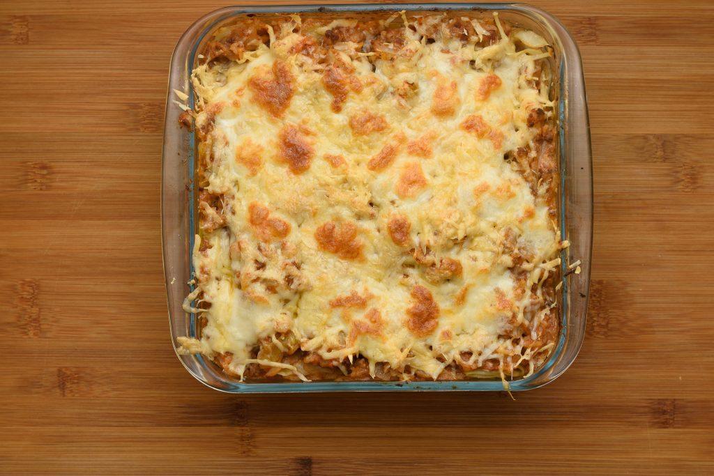 Cabbage casserole recipe - SunCakeMom