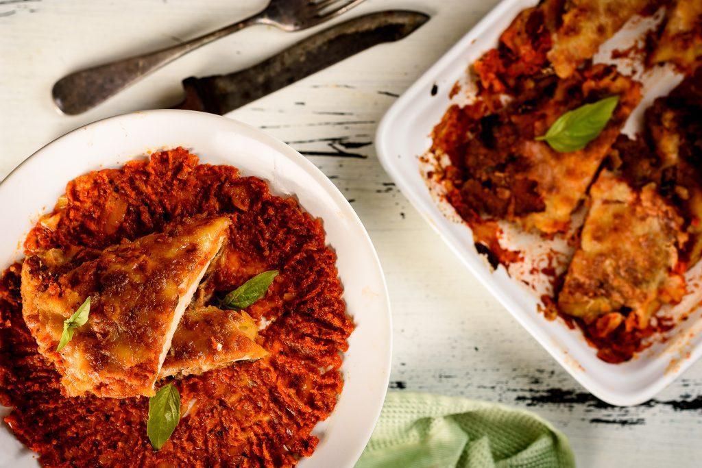 Chicken parmesan recipe - SunCakeMom
