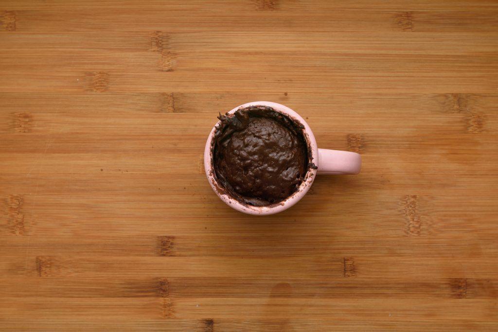 Mug cake recipe - SunCakeMom