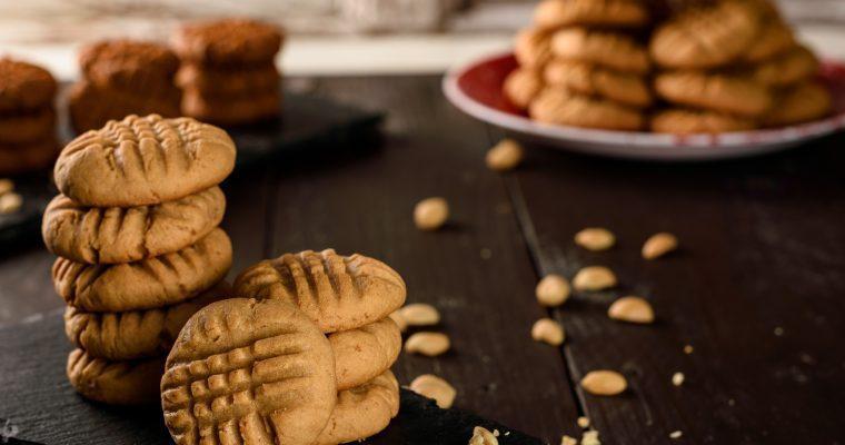Peanut Butter Cookies – Old school & KETO Recipe