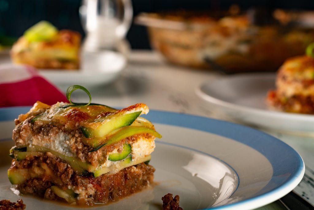 Zucchini lasagna recipe - SunCakeMom