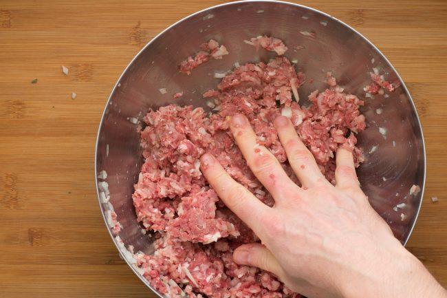 Ground beef pork SunCakeMom