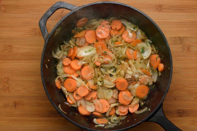 Onion carrot - SunCakeMom