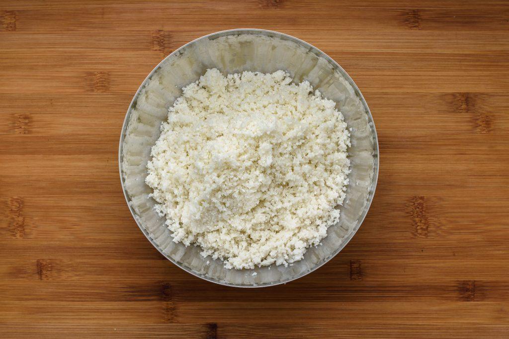 Cauliflower rice - SunCakeMom