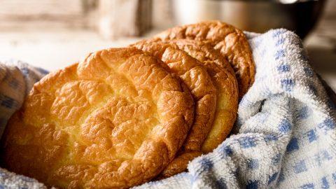 Cloud bread recipe - SunCakeMom