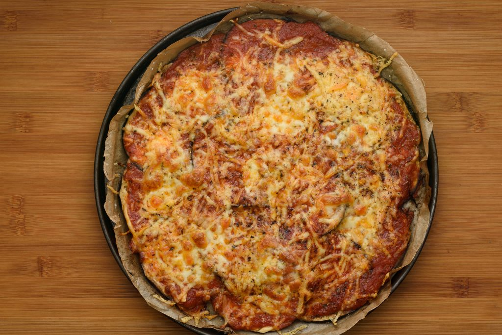 Eggplant pizza recipe - SunCakeMom