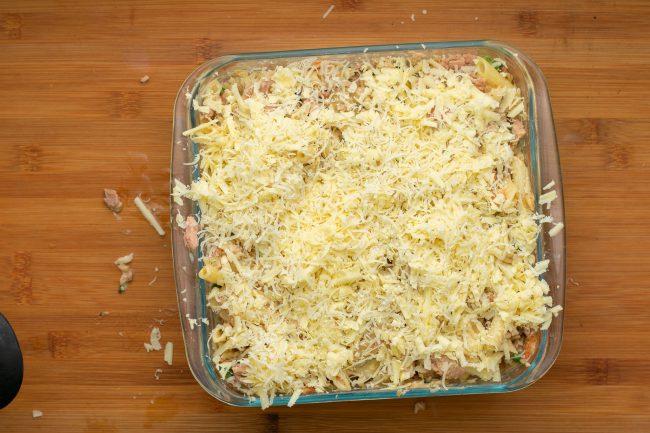 Tuna casserole recipe - SunCakeMom