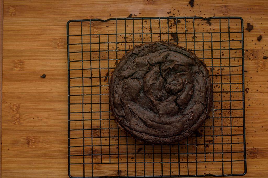 Avocado brownies recipe - SunCakeMom