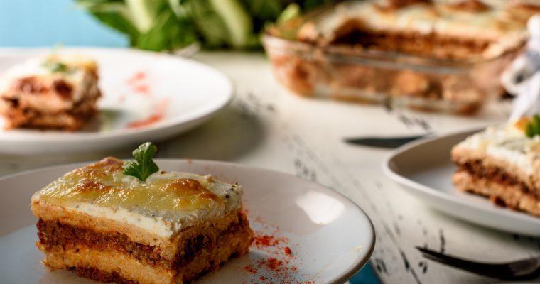 Cauliflower Lasagna Recipe