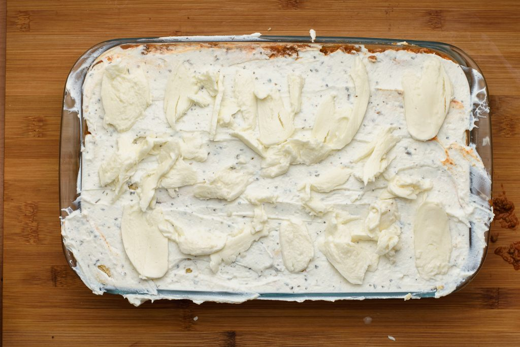 Caulifllower lasagna recipe - SunCakeMom
