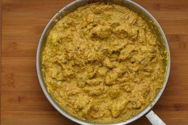 Chicken korma recipe - SunCakeMom