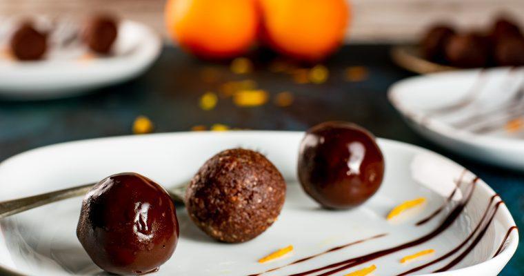 Chocolate Orange Ball Recipe