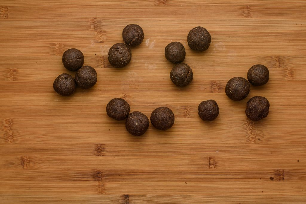 Chocolate orange balls - SunCakeMom