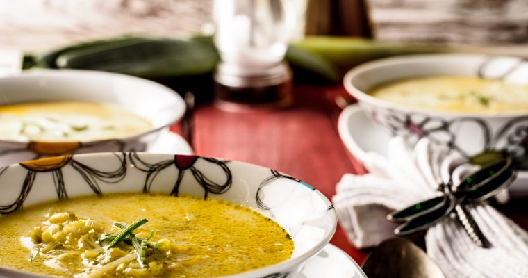 Leek Soup Recipe