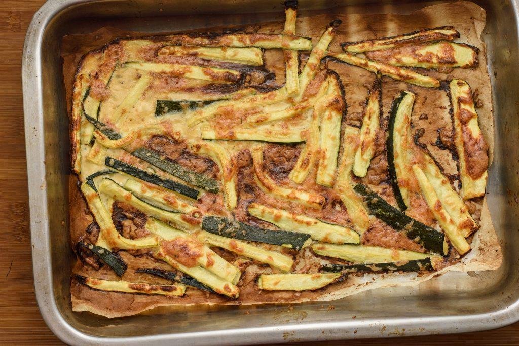 Zucchini fries recipe - SunCakeMom