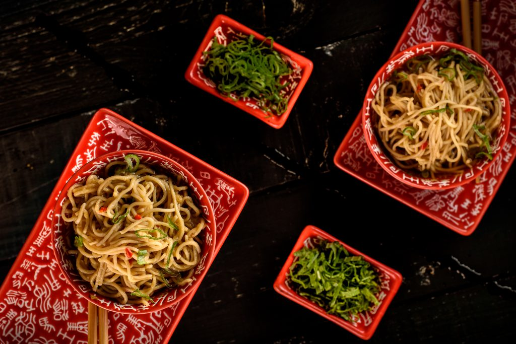 Noodle soup recipe - SunCakeMom