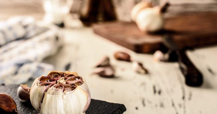 Oven Roasted Garlic Recipe
