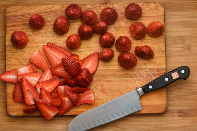 Strawberry tart recipe - SunCakeMom