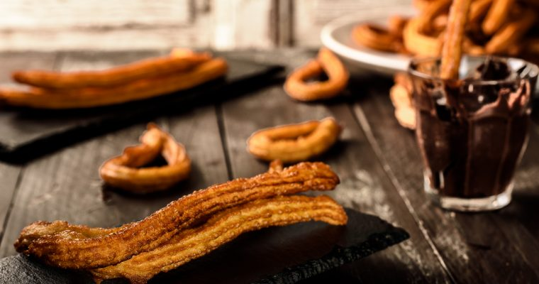 Churros Recipe and The Porras