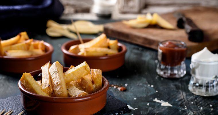 Rutabaga Fries Recipe