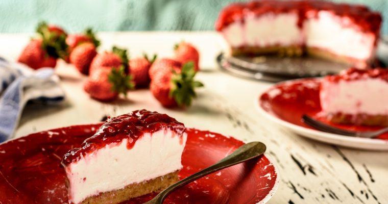 Keto Cheesecake No-Bake Recipe