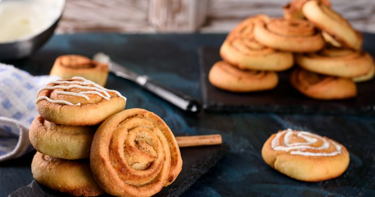 Keto Cinnamon Roll Recipe