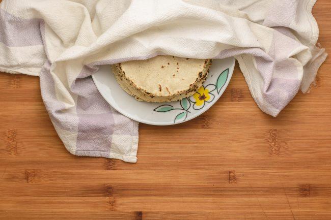 Corn tortilla recipe - SunCakeMom