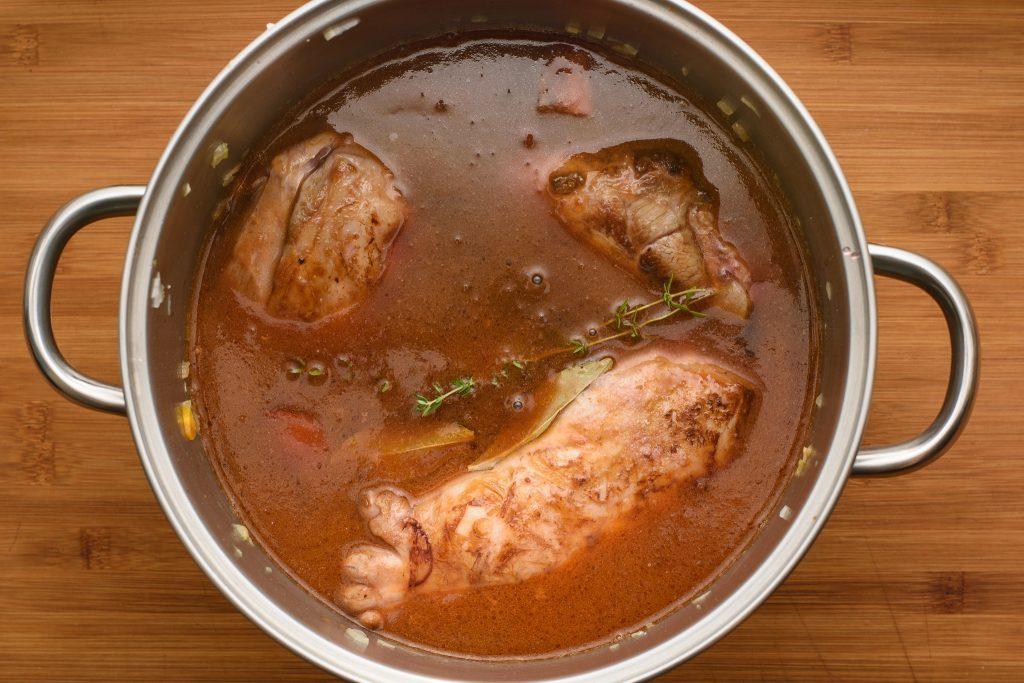 Lamb shank recipe - SunCakeMom