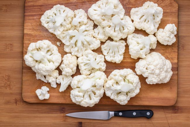 Roasted cauliflower recipe - SunCakeMom