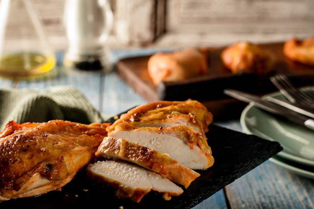 Baked chicken breast recipe - SunCakeMom