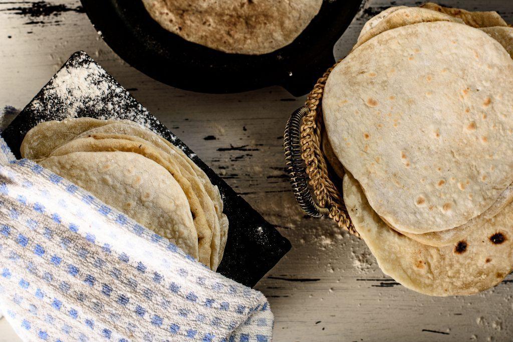 Flour tortilla recipe - SunCakeMom