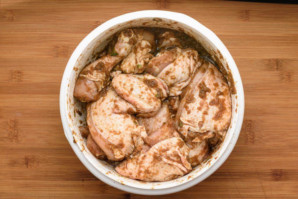 Jerk chicken recipe - SunCakeMom