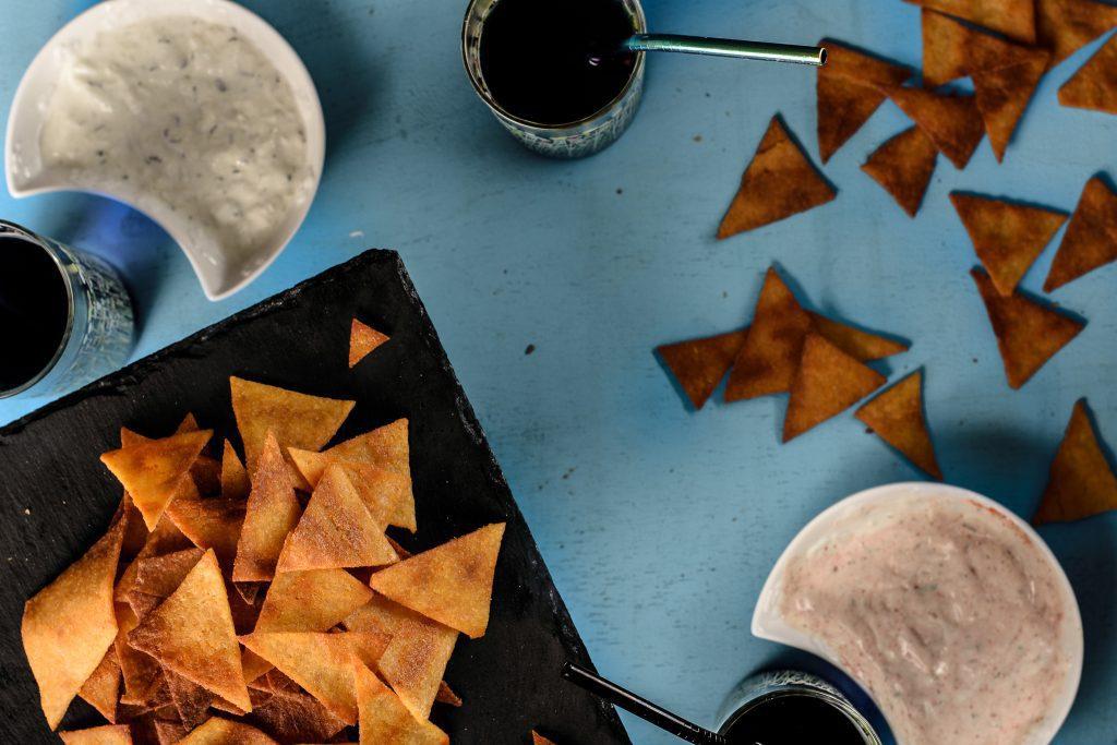 Keto tortilla chips recipe - SunCakeMom