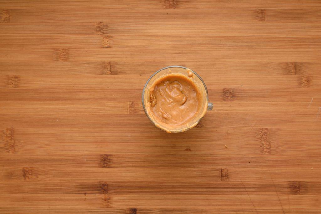 Peanut butter mug cake recipe - SunCakeMom