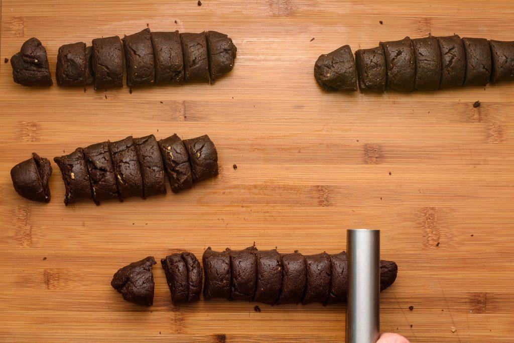 Chocolate peanut butter cookies - SunCakeMom