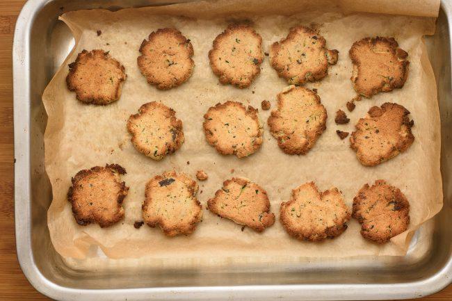 Zucchini cookies recipe - SunCakeMom
