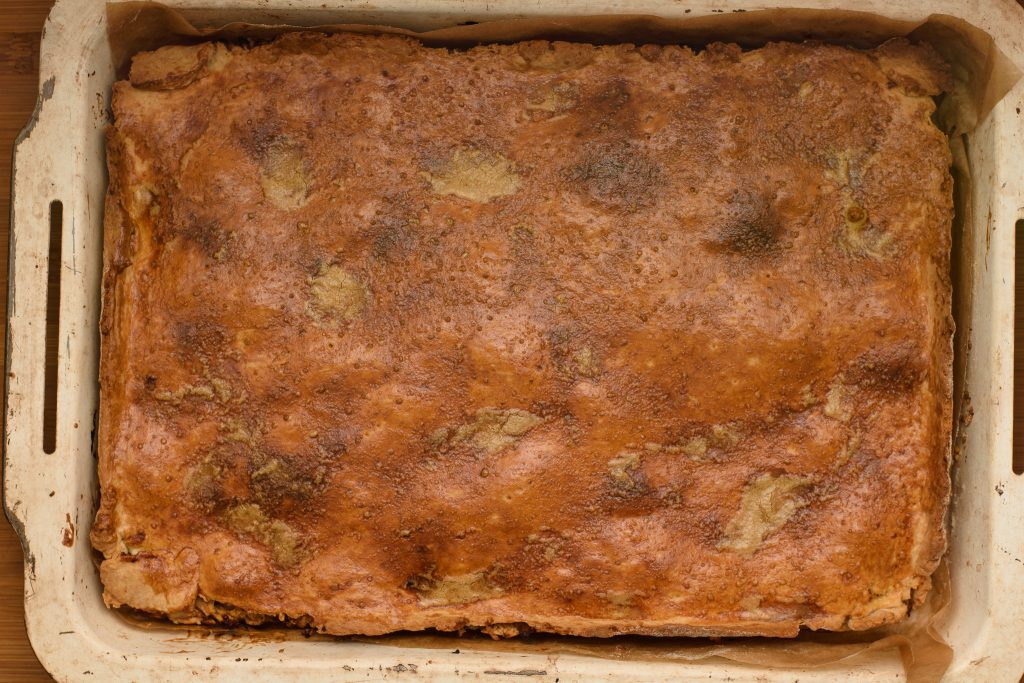 Apple cake recipe - SunCakeMom