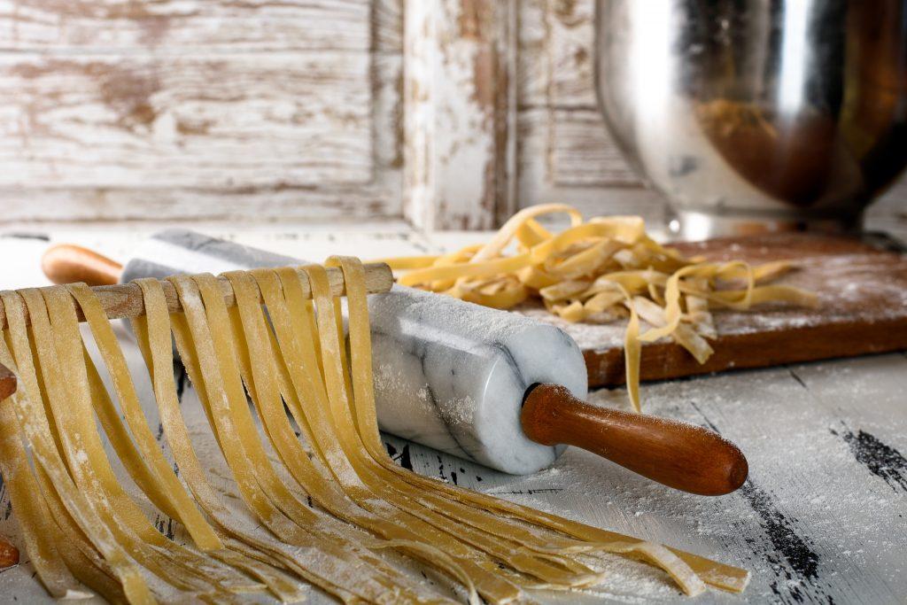 Fresh pasta recipe - SunCakeMom