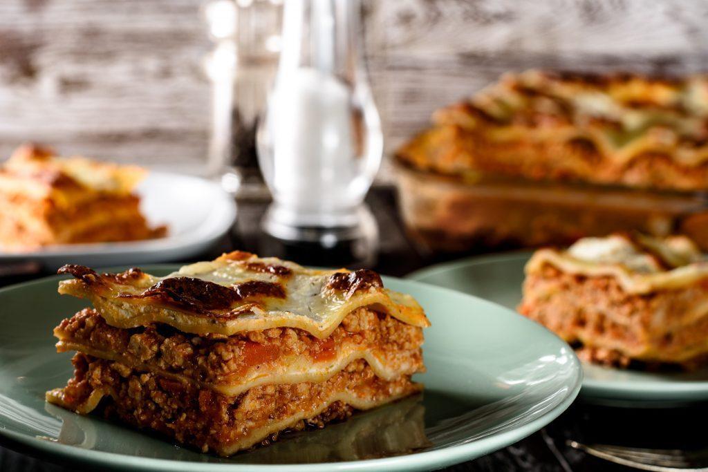Lasagna recipe - SunCakeMom